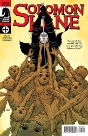 Solomon Kane #5 (2008) Dark Horse comic book